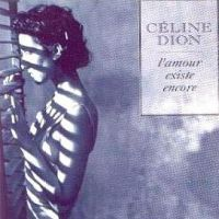 Cover Céline Dion - L'amour existe encore