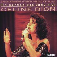 Cover Céline Dion - Ne partez pas sans moi