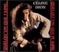 Cover Céline Dion - Quelqu'un que j'aime, quelqu'un qui m'aime