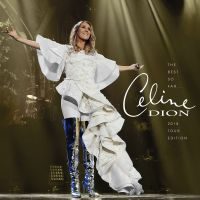 Cover Céline Dion - The Best So Far - 2018 Tour Edition