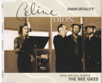 Cover Céline Dion with the Bee Gees - Immortality
