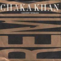 Cover Chaka Khan - I'm Every Woman (Remix)