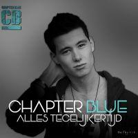 Cover Chapter Blue - Alles tegelijkertijd