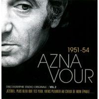 Cover Charles Aznavour - 1951-54