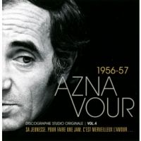 Cover Charles Aznavour - 1956-57