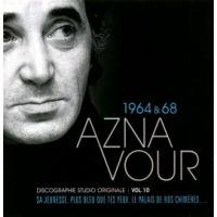 Cover Charles Aznavour - 1964 & 68