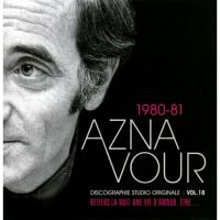 Cover Charles Aznavour - 1980-81
