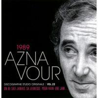 Cover Charles Aznavour - 1989/2