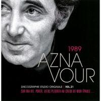 Cover Charles Aznavour - 1989
