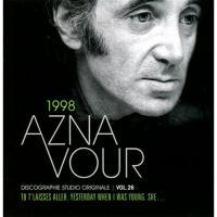 Cover Charles Aznavour - 1998