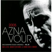 Cover Charles Aznavour - 2005