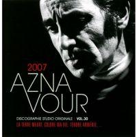 Cover Charles Aznavour - 2007