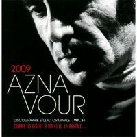 Cover Charles Aznavour - 2009