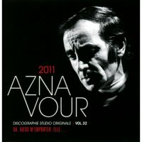 Cover Charles Aznavour - 2011