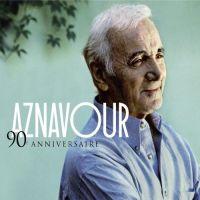 Cover Charles Aznavour - 90e anniversaire