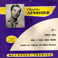 Cover Charles Aznavour - Ah!