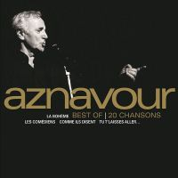 Cover Charles Aznavour - Best Of | 20 chansons