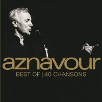 Cover Charles Aznavour - Best Of | 40 chansons