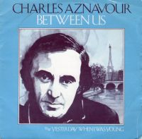 Cover Charles Aznavour - Between Us