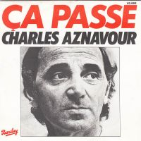 Cover Charles Aznavour - Ça passe