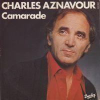 Cover Charles Aznavour - Camarade