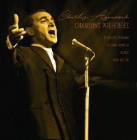 Cover Charles Aznavour - Chansons préférées