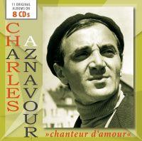 Cover Charles Aznavour - Chanteur d'amour