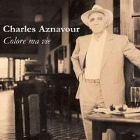 Cover Charles Aznavour - Colore ma vie