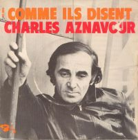 "Cover Charles Aznavour - Comme ""ils disent"""