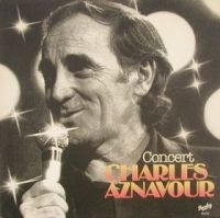 Cover Charles Aznavour - Concert '76