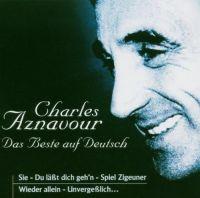 Cover Charles Aznavour - Das Beste auf Deutsch