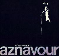 Cover Charles Aznavour - Del mio amare te