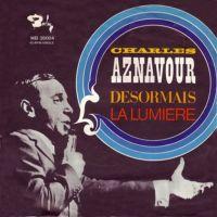 Cover Charles Aznavour - Désormais