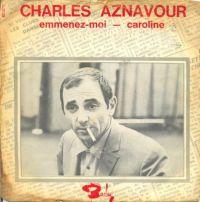 Cover Charles Aznavour - Emmenez-moi
