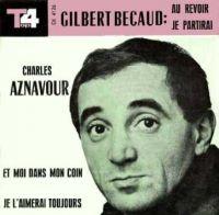 Cover Charles Aznavour - Et moi dans mon coin