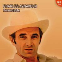 Cover Charles Aznavour - Formidable
