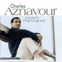 Cover Charles Aznavour - French Pop Legends