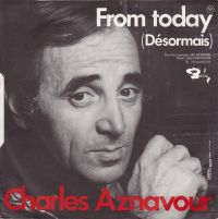 Cover Charles Aznavour - From Today
