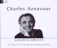 Cover Charles Aznavour - Golden Greats