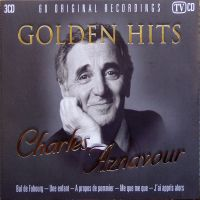 Cover Charles Aznavour - Golden Hits - 60 Original Recordings