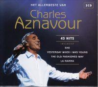 Cover Charles Aznavour - Het allerbeste van