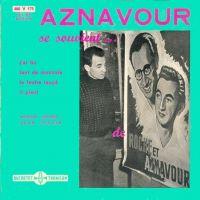 Cover Charles Aznavour - J'ai bu