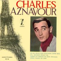 Cover Charles Aznavour - Je ne peux pas rentrer chez moi