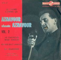 Cover Charles Aznavour - Je t'aime comme ça