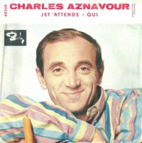 Cover Charles Aznavour - Je t'attends