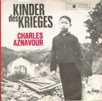Cover Charles Aznavour - Kinder des Krieges
