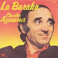 Cover Charles Aznavour - La baraka
