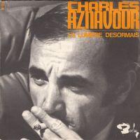 Cover Charles Aznavour - La lumière