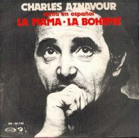Cover Charles Aznavour - La mamá (Adios a la Mamma)