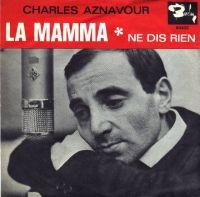 Cover Charles Aznavour - La mamma